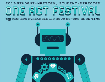 Student One Act Festival