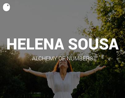 Alquimia dos Números // Website