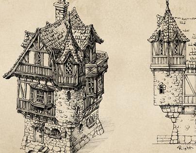 Buildings - RPG