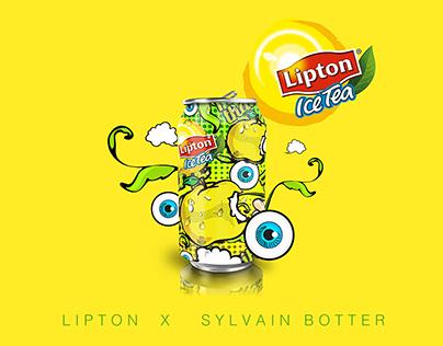 Lipton Ice Tea – Apple Twist – Summer 2015