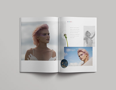Etéreo // Beauty Catalog