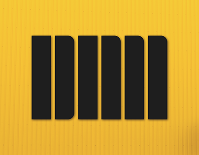 DIM Typographic Posters