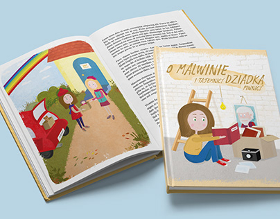 Piórko 2020 - ilustracje do książki