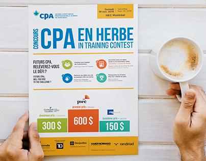 Concours CPA en herbe
