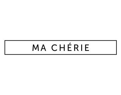 Ma Chérie eshop design