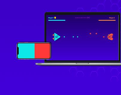 Geometryx Game Concept