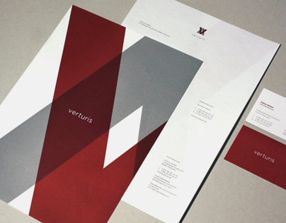 verturis GmbH Corporate Design