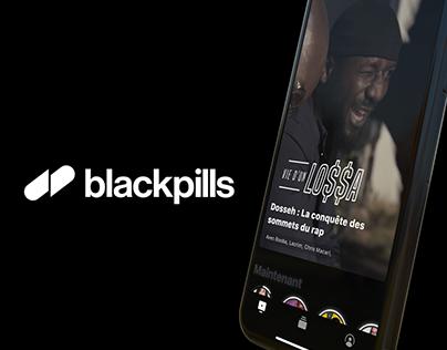 Blackpills - App 🌟🌟🌟🌟🌟