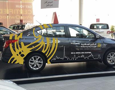 Al Burooj - Vehicle Graphics