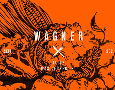 Wagner GmbH & Co KG – Web & Print Design