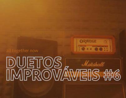 Optimus /// Duetos Improváveis (2012)