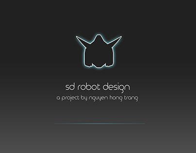 SD robot project