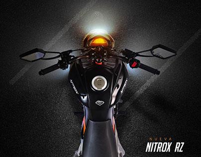 BRANDING NITROX MOTORCYCLE