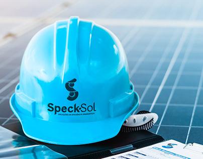 SpeckSol - branding