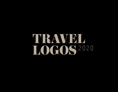 LOGOFOLIO • Travel Logos 2020