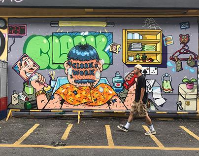 2019 Graffiti & Mural