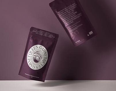 Queen Garnet - Branding & E-commerce