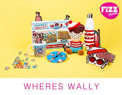 Wheres Wally Gifts