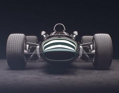 Brabham Unreal Demo
