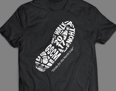 GSCM Walk-A-Thon Shirts