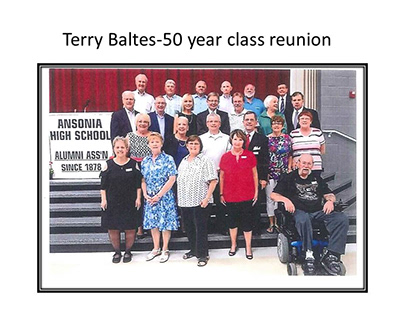 Terry Baltes - Family & Friends