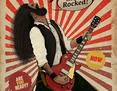 Guitar Hero - Poster