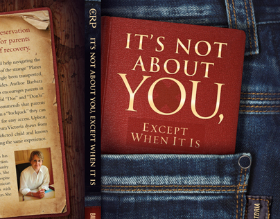 NONFICTION COVER/INTERIOR: It's Not About You