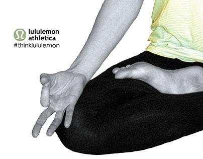 Think Lululemon Campaign