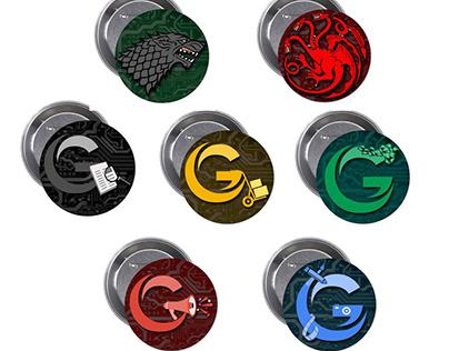 GOT & GDG Pins