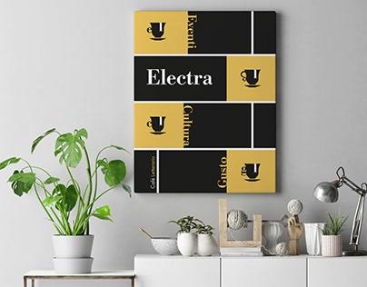 Electra Literary Café - Branding