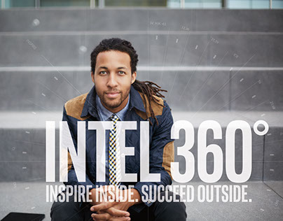 Intel 360 Event Logo