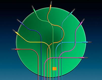 Art Deco Meets Digital Age