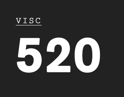 VISC 520 Designing for Change