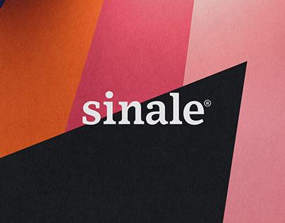 Sinale studio - Branding
