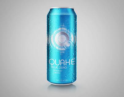 Quake Energy Drink