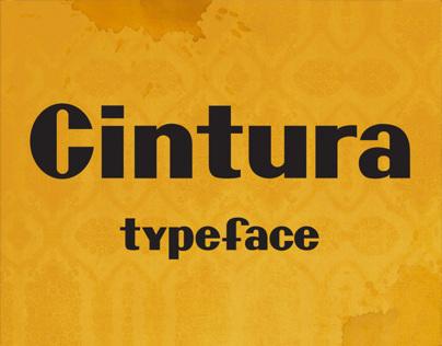 Cintura Typeface
