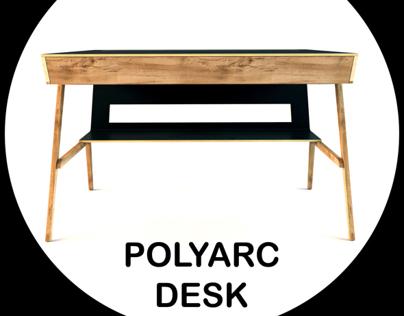 POLYARC DESK