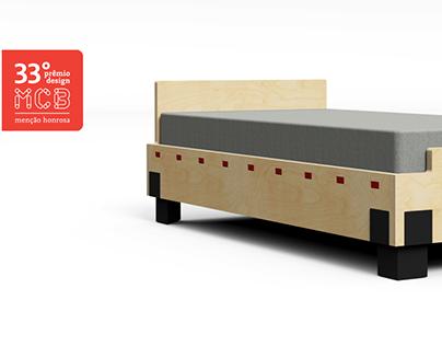 NoMad   Single Bed   33º MCB Design Prize