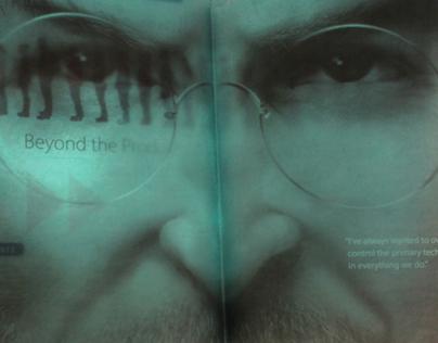 Book Design: Steve Jobs Biography