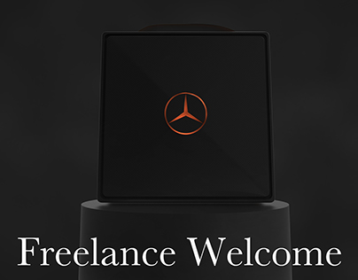 Mercedes Benz Speaker Design w Bang and Olufsen concept