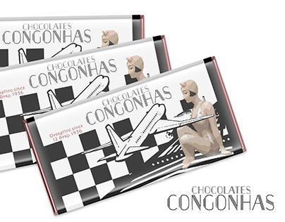 Chocolates Congonhas - Packaging