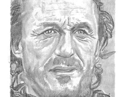Bronn de la série Game of Thrones