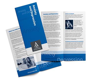 ADAA: Brochure Series