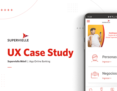UX Case Study | App Banco Supervielle