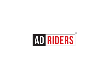 Ad Riders _ Logo Design