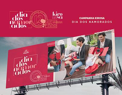 KIROSA | Campanha Dia dos Namorados