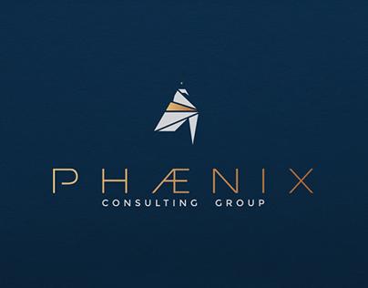 Phaenix Consulting - Corporate identity