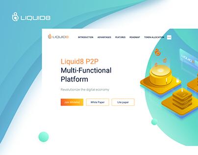 Liquid8 P2P Platform