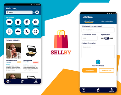 SellBy - A Classifieds App