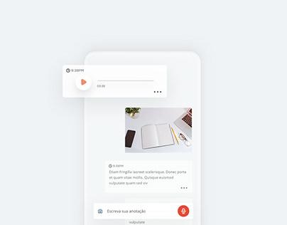 App - Alfacon notes